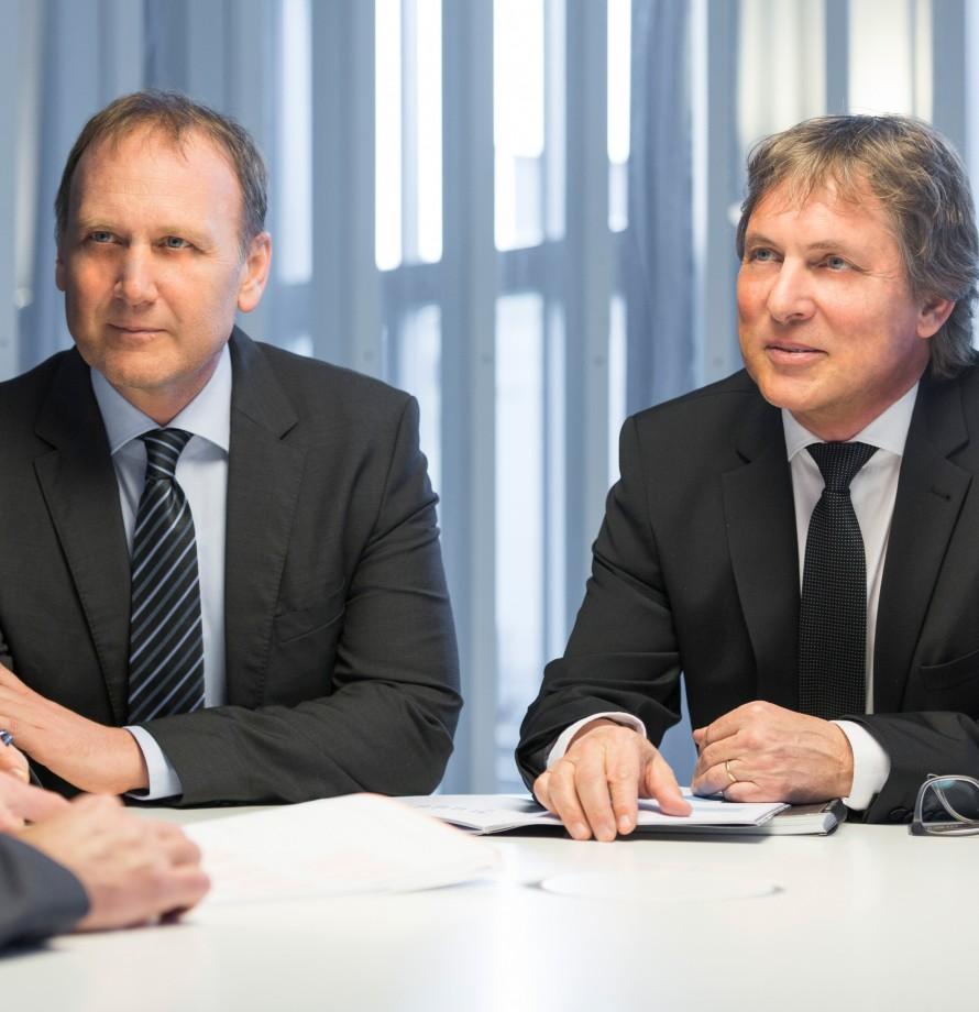 Günter, Christoph sitzend